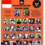Satgas Tinombala Rilis 31 DPO Kasus Terorisme, Termasuk Santoso dan Istrinya
