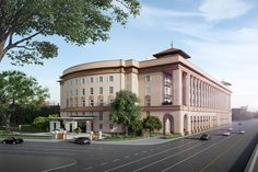 The Heritage Hotel Kempinski Yangon open in spring 2018