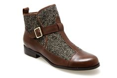 Boots MELLOW YELLOW MELODIE Marron - Chaussures femme