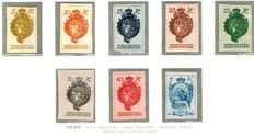 Liechtenstein - Collection of stamps, sheetlets, envelopes and miniature sheets from 1920 to 2000