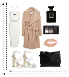 Night by celine-o on Polyvore featuring polyvore, fashion, style, MANGO, Carvela, Jil Sander, NARS Cosmetics and Chanel