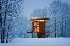 Modern Home – Delta Shelter