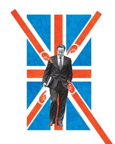 Why David Cameron Has Proved Ill-Equipped as Prime Minister by Geoffrey Wheatcroft http://on.tnr.com/14LzAFQ Illustration by Will Oliver