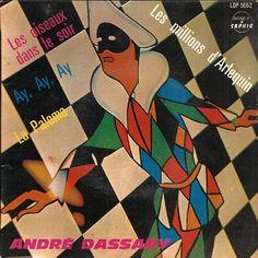 André Dassary - Les Millions D'Arlequin / Les Oiseaux Dans Le Soir / Ay, Ay, Ay / La Paloma (Vinyl) at Discogs