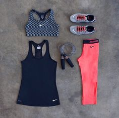 New Nike Women's Workout Gear | Nike Activewear http://fitnessapparelexpress.com/