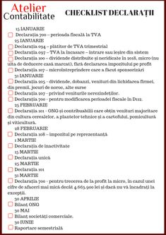 Declarații fiscale specifice pentru început de an | Servicii Contabilitate Oradea Accounting, Times