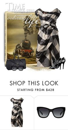 """""""The journey begins..."""" by wildnature ❤ liked on Polyvore featuring Vivienne Westwood, Louis Vuitton and Dolce&Gabbana"""