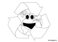 Related Coloring PagesEarth DayEarth Day PageHappy Earth DayHappy PageEarth