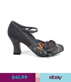 d8ea1dbfdd35d Pin by Lisa Reed on Clothes & Shoes | Ruby shoo, Shoes, Heels
