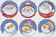 МираДом: Снеговики и Санты