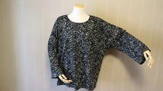 여자 오버사이즈 티셔츠 만들기 패턴 : 네이버 블로그 Bell Sleeves, Bell Sleeve Top, Sewing Patterns, Blouse, Sweaters, Projects, Tops, Women, Fashion