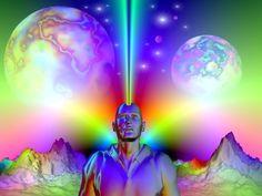 ¿Que sabes de? Los colores del Aura   Medicina Alternativa