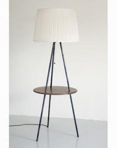 Tesco Lighting Tripod Wooden Floor Lamp Dark Wood Black Shade 163 79 Lighting Pinterest