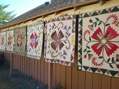 » Blog Archive » Sisters Quilt Show Kim Diehl pattern from one of her books. Love!