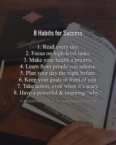Strength Quotes : #8 Habits for success