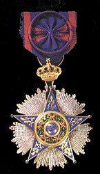 Egypt Kingdom of Egypt: The Order of Ismail. Officer