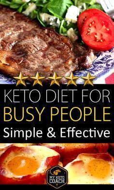 This Keto Diet Plan was made specifically for people who are just too busy to make elaborate meals and need to track everything. This meal plan is custom made for each person that orders. So everything is done for you. Quick Easy Meals with Variety. No Guessing. Lose Weight Fast. Feel Great! Read the reviews and learn more. #Diet