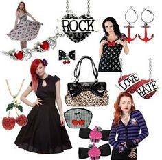 Rockabilly Pinup Blog: Gift Guide: Rockabilly / Psychobilly For Her