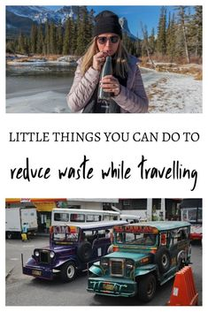 Little Things You Can Do To Reduce Waste While Travelling - This Wild Life Of Mine Travel Tags, Cool Notebooks, Responsible Travel, Reduce Waste, Night City, Wild Life, Travel Advice, Little Things, You Can Do