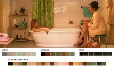 Color Palette Breakdowns of Classic Movie Stills Celebrate Beautiful Cinematography