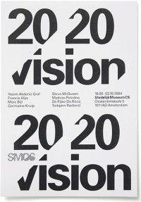 Typografisch Affiche
