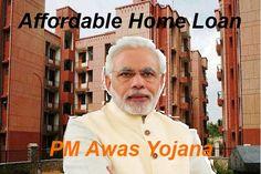 Get Affordable House Under Pradhan Mantri Awas Yojana  #pmawasyojana, #houseloan, #cheaphomeloan