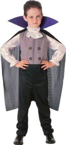 Vampire Boy by Rubies Costume Co. $9.99