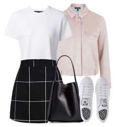 """""""Untitled #3763"""" by london-wanderlust ❤ liked on Polyvore featuring Topshop, Proenza Schouler, 3.1 Phillip Lim and adidas"""