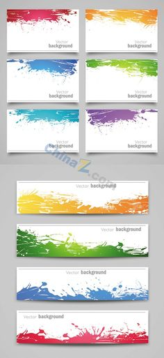 Paint airbrush creative vector design