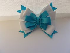 Love the blue and white.  Krapfl Girl on Etsy