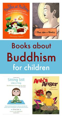 Books about Buddhism for children, and Vesak activities and ideas for celebrating Buddha Day with children.