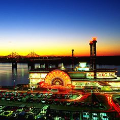 Vicksburg, Mississippi....I CAN NOW SAY I'VE BEEN TO A CASINO & THAT'S IT'S LIKELY THE ONE AND ONLY TIME.. MADE ME SAD