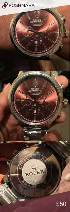 watches Rolex **Great Christmas Gift** You will receive 100%, you see in the picture  All items are brand new, never used 100% of the area. Rolex Accessories Watches