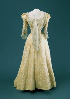 Female Dress #4 from the 1890's
