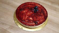 Sims Cake Shop: Cheesecake de frutos vermelhos