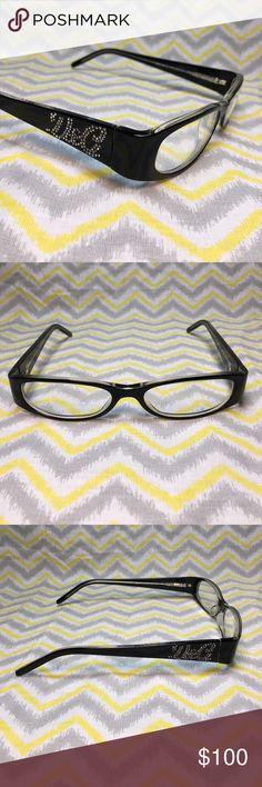 f0f10773841f Dolce   Gabbana D G 1129 Black Eyeglasses Frames Dolce   Gabbana D G 1129  Crystal Eyeglasses Frames 50 X 15 X Dolce   Gabbana Accessories Glasses