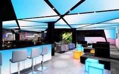Klub City Bar&Bowilng - Malbork | Architekt wnętrz - Gdańsk, Gdynia, Sopot - Dragon Art