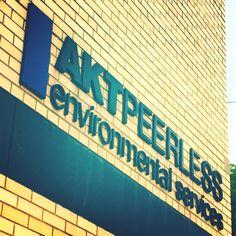 www.aktpeerless.com / Facebook: AKT Peerless Environmental and Energy Services