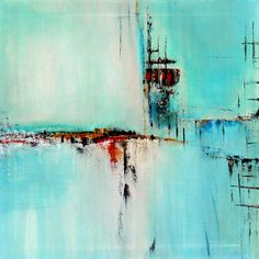 Off Shore By Elwira Pioro Painting