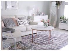 Marmorisohvapöytä, olohuone