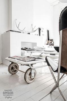 It's my visual life - Paulina Arcklin karretje van Vrieshuis14 in Woudenberg;