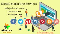 Digital Marketing Company Provides Online Internet Marketing Services in Pune India:Allentics Internet Marketing Company, Digital Marketing Services, Email Marketing, Content Marketing, Social Media Marketing, Email Campaign, Search Engine Optimization, Lead Generation, Advertising