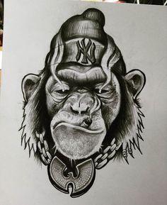Tattoo Font For Men, Cool Wrist Tattoos, Dope Tattoos, Head Tattoos, Skull Tattoos, Black Tattoos, Sleeve Tattoos, Graffiti Tattoo, Graffiti Drawing