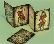 Inkadinkado® | Halloween King and Queen Card