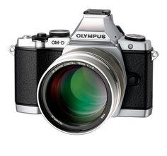 Olympus Om-d EM-5 + 75mm f/1.8