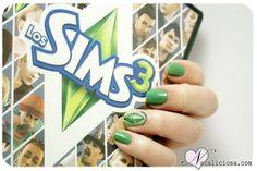 Sims 3 Nails
