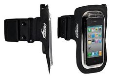 Swimming with your Smartphone: Crazy or Cool? Amphibx Fit Waist Belt