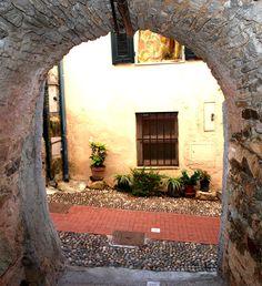 Fenster in Tavole, Ligurien Italien, Italy, Itali, Italia