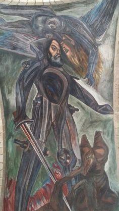 Murales Jose Clemente Orozco