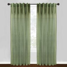 Park B. Smith Vintage House Bellaire 100% Cotton Window Curtain Panels ($45) ❤ liked on Polyvore featuring home, home decor, window treatments, curtains, cotton curtains, tie-top curtains, cotton fabric panels, cotton panels and tie tab top curtains